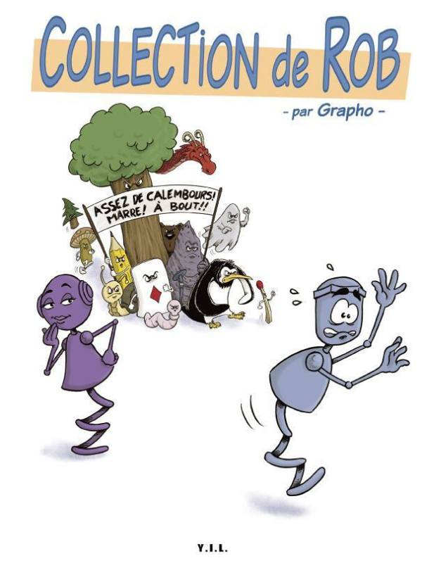 COLLECTION DE ROB