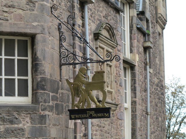 Edinburgh's Writers Museum in the Lady Stair's Close
