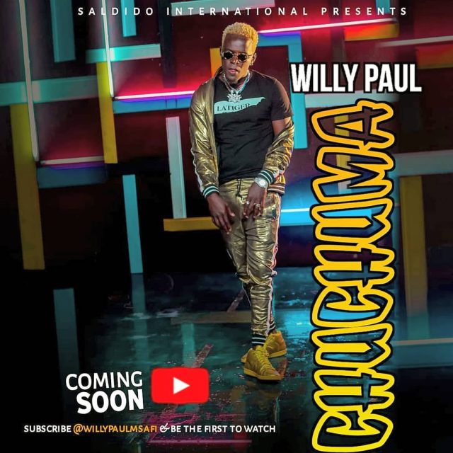 Download Audio: Willy Paul – Chuchuma