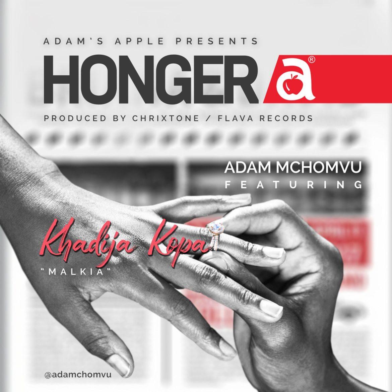 AUDIO: Adam Mchomvu Ft. Khadija Kopa – Hongera