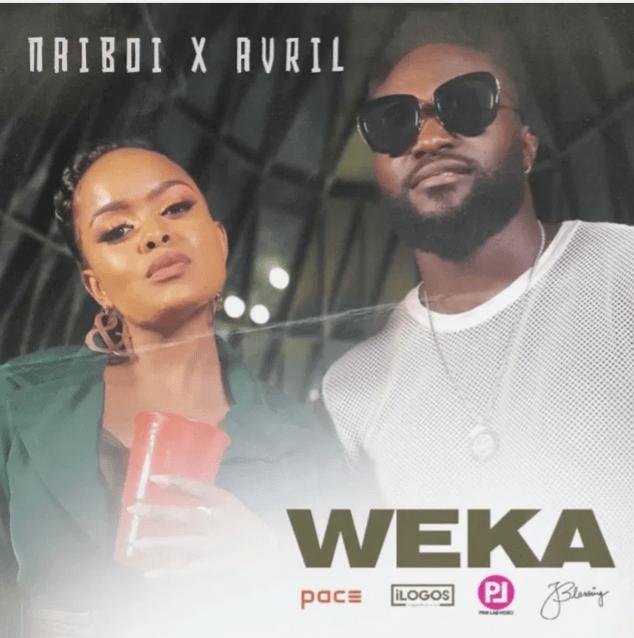 Download Audio: Avril Ft. Naiboi – Weka