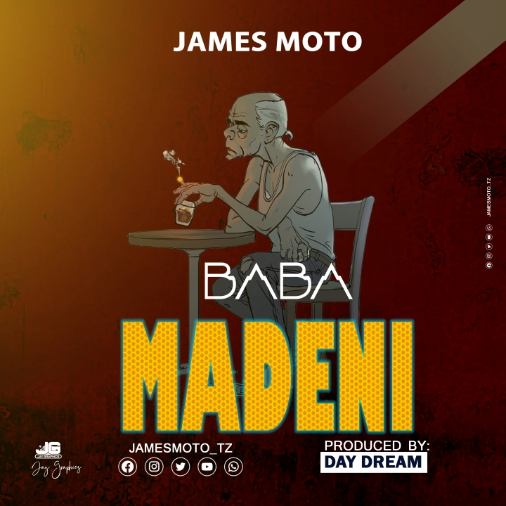 Download Audio: James Moto – Baba Madeni