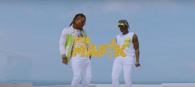 VIDEO: The Mafik X Natacha – Chukua