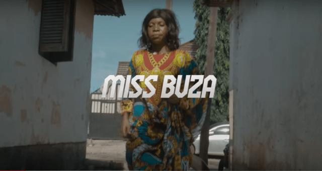VIDEO: Rayvanny ft.Dulla makabila – MISS BUZA