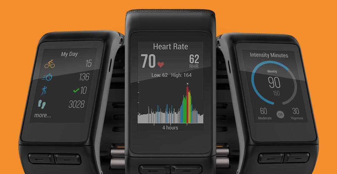 [3C開箱文] Garmin Vivoactive HR GPS Smartwatch 腕式心率GPS智慧運動錶 – 郝天使@去旅行   Angel Takes a Drive :)