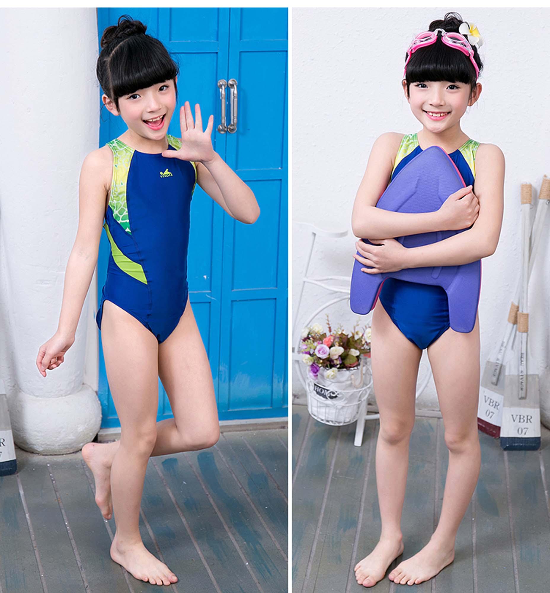 ebc73b76b574e One piece swimsuit-racing & training swimsuit for women and girls ...