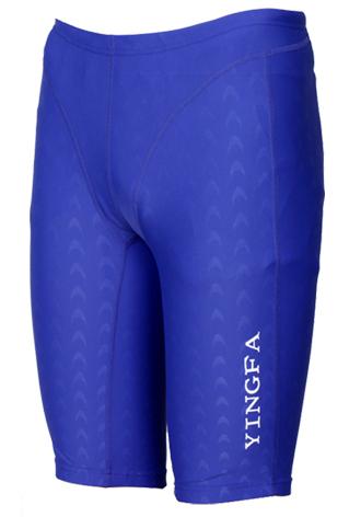 8e935c1ead Sharkskin men's racing & training swimming jammers FINA APPROVED swimming  trunks, Yingfa 9205-2