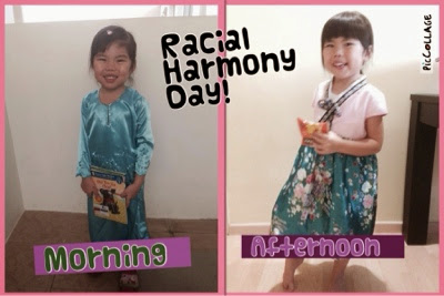 For Racial Harmony Day