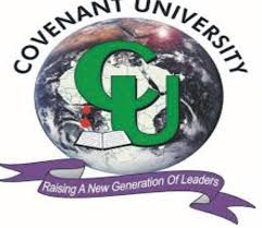 Two Covenant University lecturers among Six youngest professors in Nigeria