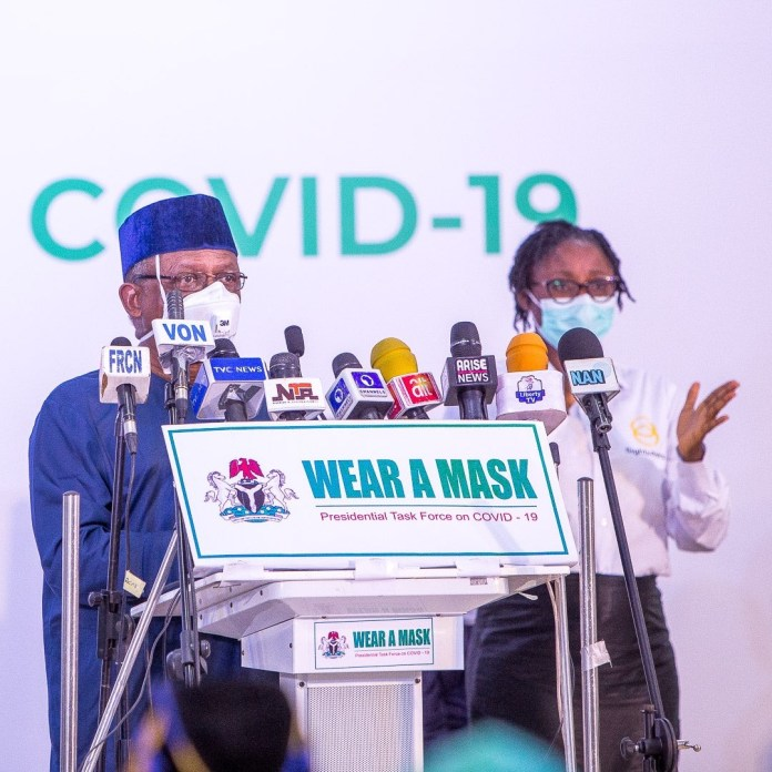 NCDC launches digital platform for fast delivery of coronavirus test results