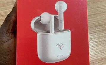 Itel ITW-60 true wireless earbud review and price