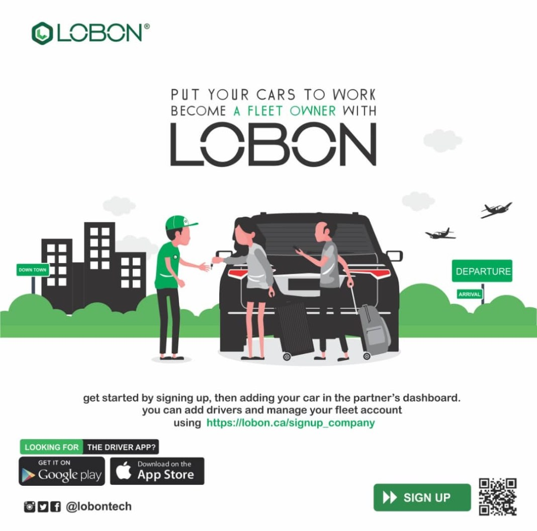 How to make money as a Lobon driver: Earn up to 80k/Week