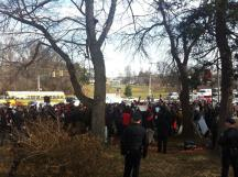 Philadelphia parents, students, and community members gather ...
