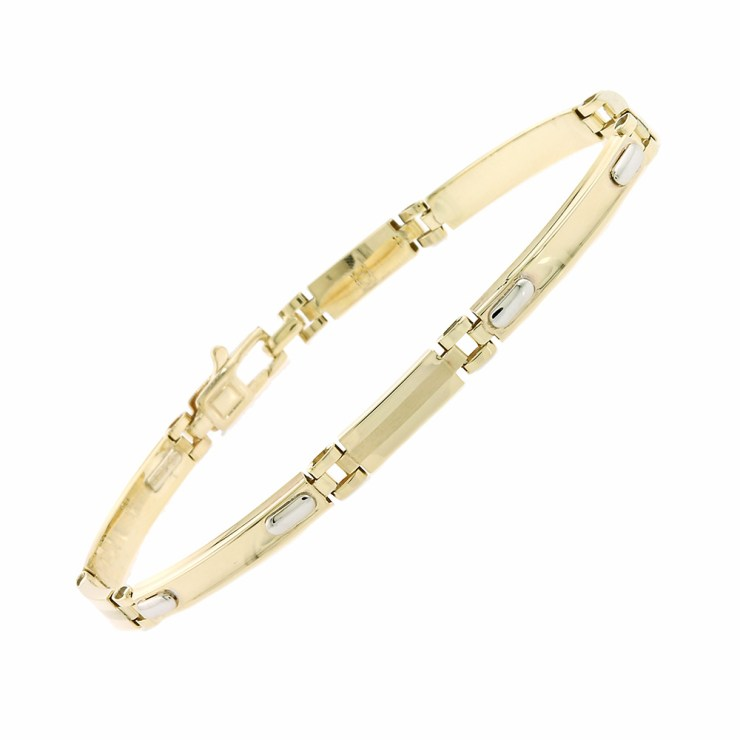 Yellow Gold Bracelet Image