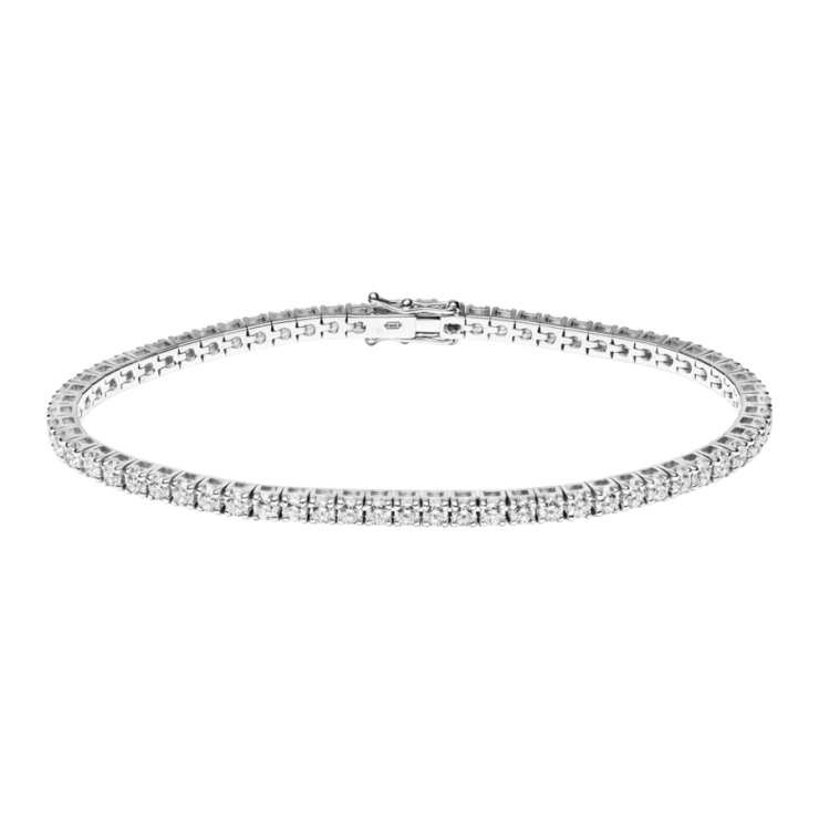 Diamond Tennis Bracelet Image