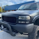 Onyx Bedliner Front Bumper