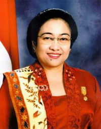 Capres No. 1 Megawati Soekarnoputri