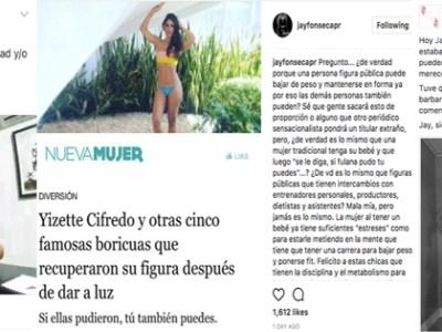 De bikinis, críticas y realidades