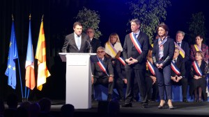 evenement officiel politique de la region paca