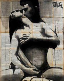 """Eros"" drawing by Loui Jover Saatchi Art Artist Loui Jover"