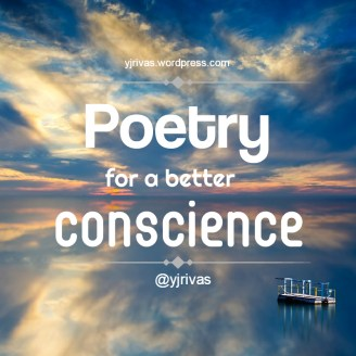 Poetry for a better conscience