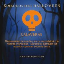 Significado de las calaveras durante la Noche del Halloween