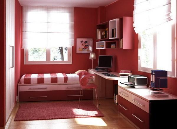 Как сделать интерьер комнаты для девушки особенным и ...