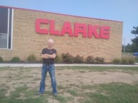 Dave at Clarke Fire Cincinnati Sept 2018