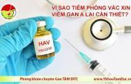 Vì sao tiêm phòng Vắc xin Viêm gan A lại cần thiết?