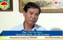Virus viêm gan B giảm gần như hết - Anh Trần Văn Nhân chia sẻ