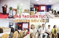 Đào tạo liên tục tại Phòng khám chuyên khoa Gan Tâm Đức: Bệnh viêm gan C - Phần 1