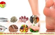 Thông tin dinh dưỡng cho bệnh nhân Gút ( Gout)