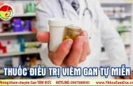Thuốc điều trị viêm gan tự miễn