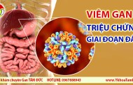 Triệu chứng viêm gan B giai đoạn đầu