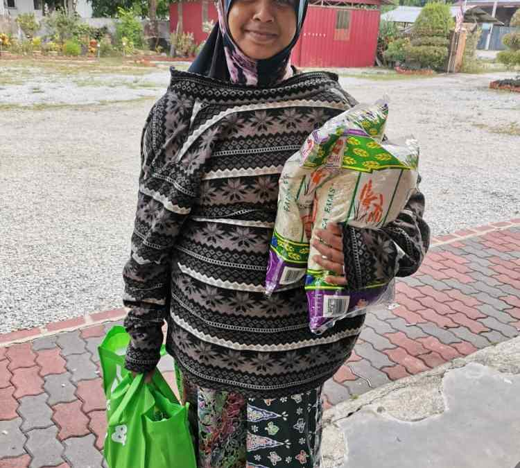 RICE FOR LIFE 2020 DI PARLIMEN MACHANG