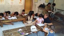 YKPA street kids school Kuta