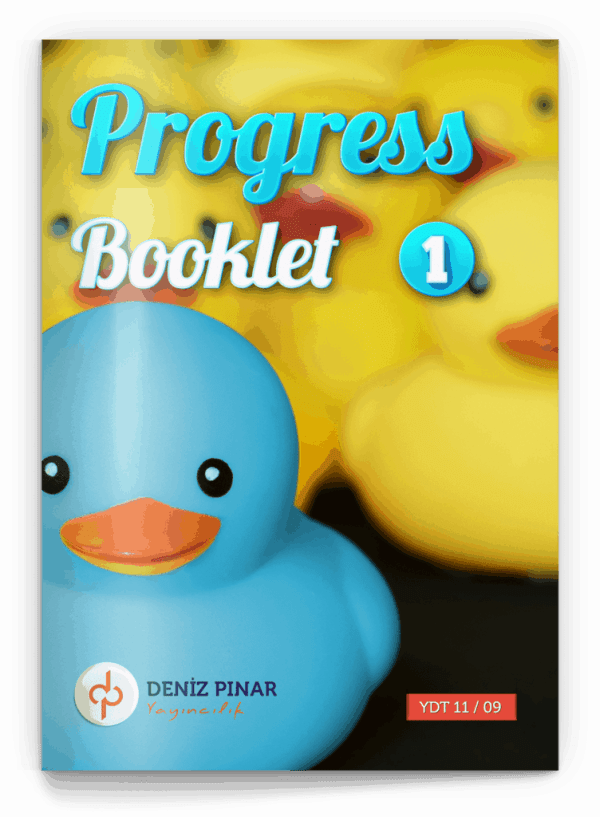 11.09 PROGRESS BOOKLETS