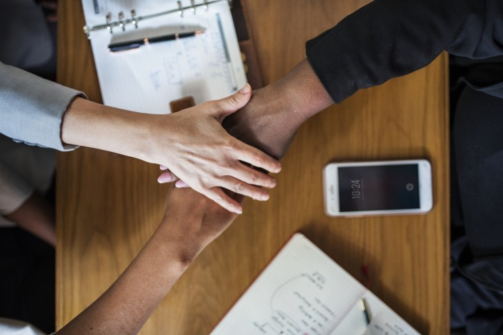 Successful businesses build partnership rather than make sales.