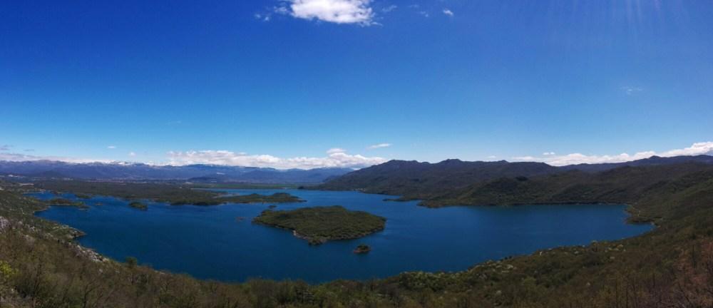 Slansko Lake