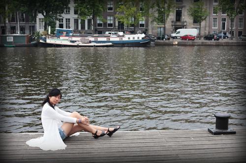 ~ Amsterdam et ses canaux (2e partie) ~