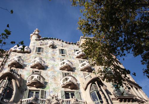 ~ Barcelone et mon coup de coeur pour Gaudi (2e partie) ~
