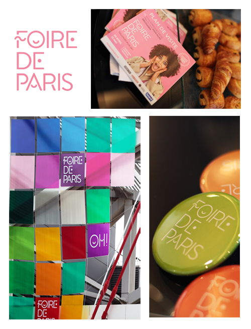 ~ En mai, fais ce qu'il te plaît à la Foire de Paris ~