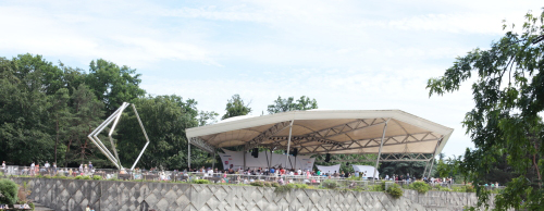 ~ Pique-niquer au «Paris Jazz Festival» du Parc Floral ~