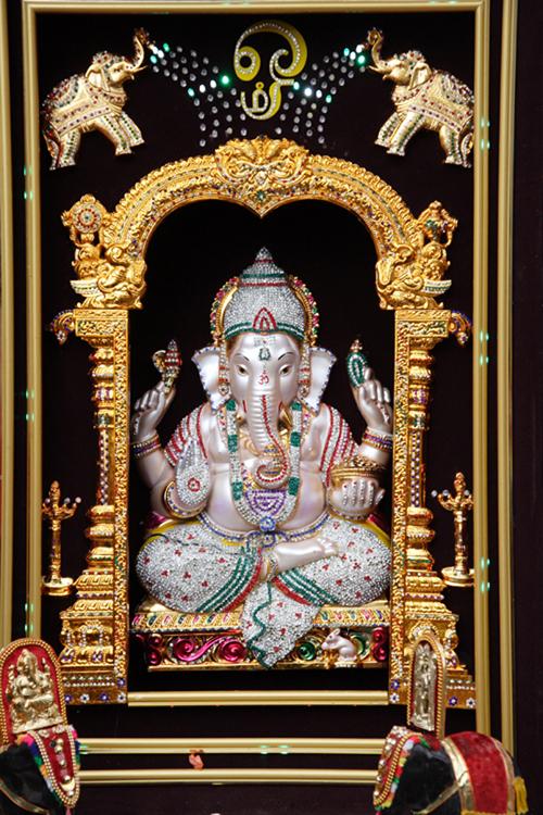 ~ L'Inde à Paris au défilé de Ganesh ~