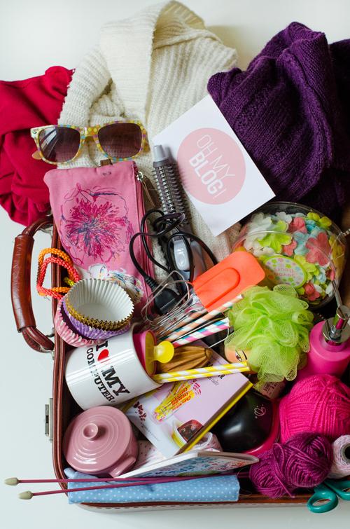 ~ Gagnez votre entrée à la Vide tout Party «Oh My Blog» (concours express inside) ! ~
