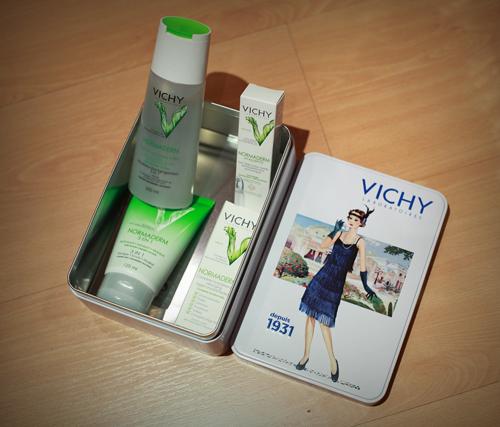 ~ Test des produits Vichy gagnés sur le blog de Malicia ~