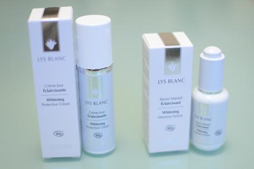 ~ Test sérum et crème «Lys Blanc» de Centella ~