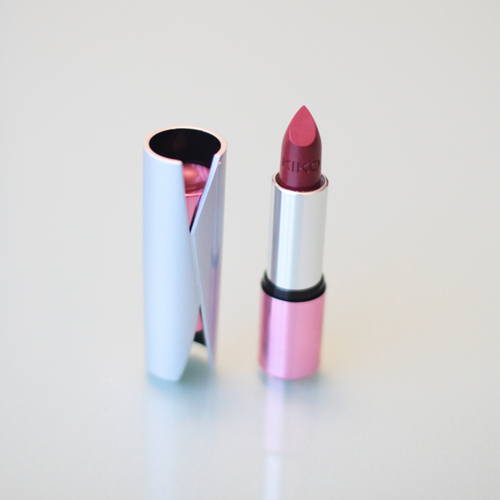 ~ Les RDV Beauté #1 avec un rouge à lèvres Bordeaux de chez KIKO ~