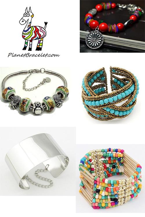 ~ Faire plaisir ou se faire plaisir avec les bracelets PlanetBracelet (+ résultat concours) ~
