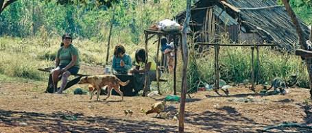 pobreza Chaco aborigenes